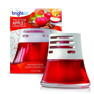 Scented Oil Air Freshener, Macintosh Apple & Cinnamon, 2.5 oz (並行輸入品)