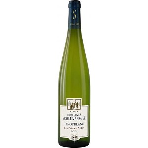 Domaine Schumberger, Les Princes Abbes Pinot Blanc (case of 6)