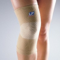LP Ceramic Knee Support (Unisex; Tan), Small by LPI [並行輸入品]