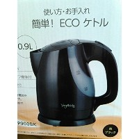 VEGETABLE ECOケトル GD-P900BK