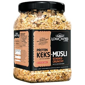 LAYENBERGER LOWCARB ONE PROTEIN KEKS-MUSLI 530 GR Cioccolato Croccante by LAYENBERGER