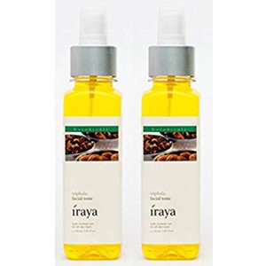 Iraya - Triphala Facial Tonic - Purifying Face Toner - 150ml (Pack of 2)