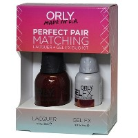 Orly Nail Lacquer + Gel FX - Perfect Pair Matching DUO - Star Spangled