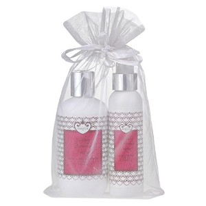 Jaqua Raspberry Buttercream Frosting Luscious Gift Set (並行輸入品) [並行輸入品]