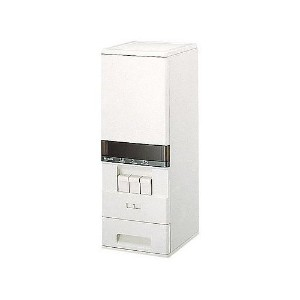 Tiger Rice Dispenser 40 Lbs -White Color by Tiger