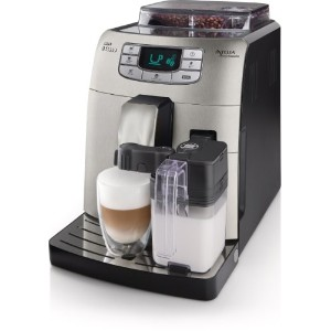 SAECO HD8753/87 Philips Intellia Cappuccino Fully Automatic Espresso Machine by Saeco