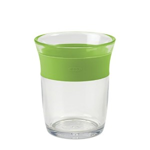 OXO Tot Cup for Big Kids with Non Slip Grip - Green by OXO [並行輸入品]