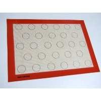 BlueDPat: Non-Stick Silicone Baking Mat Jelly Roll Glassfiber Pan Baking Mat by BlueDpat