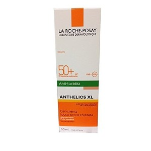 La Roche-Posay Anthelios XL SPF 50+ Gel-Cream Touch Dry Coloured Anti-Shine 50ml by ( 3841 ) LA...