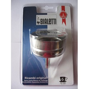 Bialetti: Elegance 6-Cup Replacement 1 Funnel [ Italian Import ]