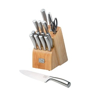 Chicago Cutlery Elston 16pc Block Set by Chicago Cutlery