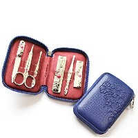 BELL Manicure Sets BM-460 ポータブル爪の管理セット 爪切りセット 高品質のネイルケアセット高級感のある東洋画のデザイン Portable Nail Clippers...