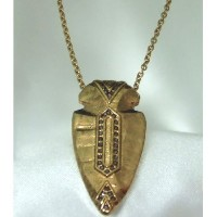NEW 【House of Harlow 1960】 LARGE ARROWHEAD NECKLACE N005017