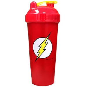The Flash Red Shaker Cup (800ml) PerfectShaker Hero Series by Perfect Shaker