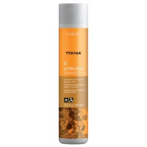 Lakme Teknia - Ultra Gold Shampoo - 300ml / 10.2oz [並行輸入品]