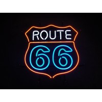 NEON SIGN ROUTE 66
