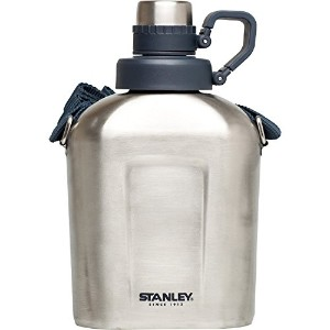 Stanley Adventure Steel Canteen 1.1 Quarts [並行輸入品]