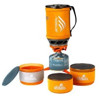 Jetboil Sumo AL Cooking System with Bowl Set Orange One Size by Jetboil