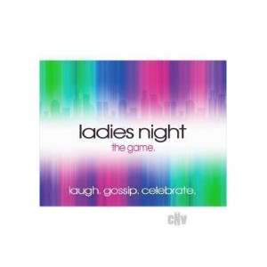 Ladies night the game - english/spanish