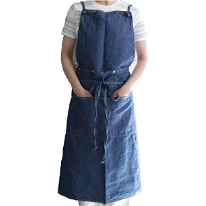 NAPRON (ナプロン) 2WAY APRON -BLUE -