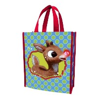 Tote Bag - Rudolph - Holly Jolly Christmas Small Recycled Shopper 65273