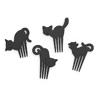 Fred & Friends MMMEOW Cat Party Picks, Set of 16 by Fred & Friends