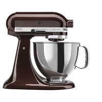 KitchenAid RRK150ES Artisan Series Stand Mixer, 5 quart, Espresso (Certified Refurbished) by...