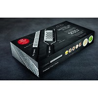 Microplane - Chef's Finest Grater Set - Premium Classic Zester + Gourmet Extra Coarse
