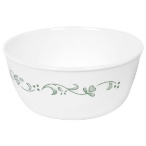 Livingware 28 oz.Country Cottage Soup/Cereal Bowl [Set of 6] by CORELLE