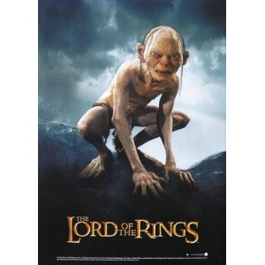 THE LORD OF THE RINGS POSTER THE TWO TOWERS - GOLLUM (90cm x 64cm)