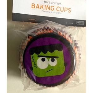 Trick or Treat Baking Cups