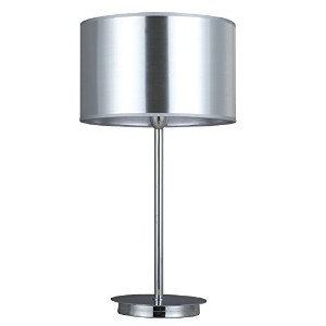 Whitfield TL019-CH 1-Light Table Lamp with Shade, Chrome by Whitfield