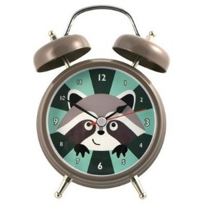 Raccoon Talking Alarm Clock II by Streamline [並行輸入品]
