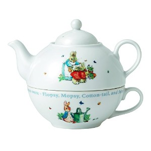 Wedgwood Peter Rabbit Tea for One、