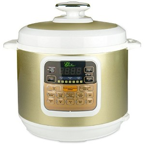 Gourmet Bt100-6l 7 in 1 Programmable Pressure Cooker, 6L, 1000w Stainless Steel Cooking Pot and...