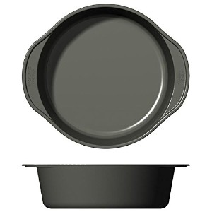 Wilton 2105-8445 Deep Cavity Round Pan, 10x3 by Wilton