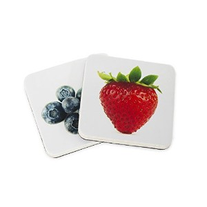 First Fruits Collectible Wooden Magnet Set by Your Food Story