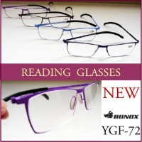[DULTON BONOX]ダルトン Reading glasses 老眼鏡 YGF72BL/2.5