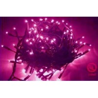Flora-Lite 108 Purple Rice Lights 8 Function Mini Lights String Lights by FloraLite