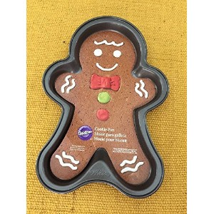 Wilton Gingerbread Man / Boy Cookie Pan 2105-0056 by Wilton