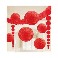 DesignWare Paper Decorating Kits, Red by Designware