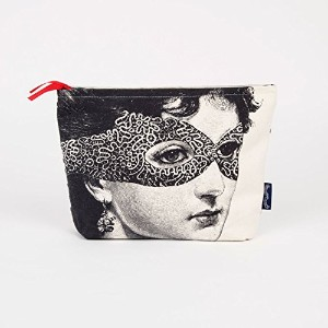 Chase and Wonder ウォッシング ポーチ LADY IN THE MASK
