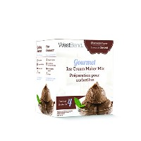 Westbend Gourmet Ice cream maker mix by Focus