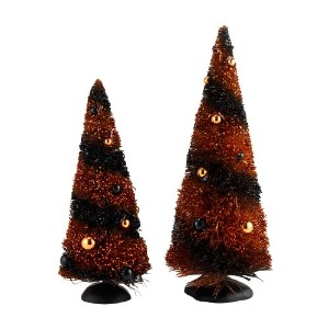 Department 56 Halloween Seasonal Decor Accessories for Village Collections, Tree, 3.94-Inch by...