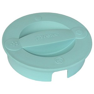Pyrex 2 Cup Measuring Cup Lid - Turquoise by Pyrex