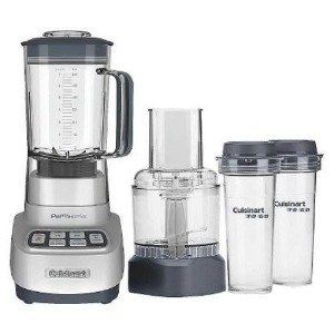 Cuisinart BFP-650 1 HP Blender/Food Processor [並行輸入品]