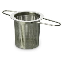 Schefs Premium Tea Infuser - Stainless Steel - Tea Filter - Perfect Strainer for Loose Leaf Tea by...