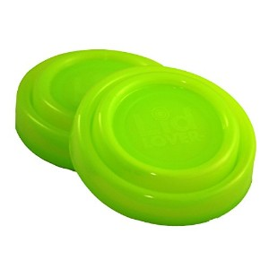 LidLover 2-3.5 Mini Silicone Lid, Green - Set of 2 by LidLover