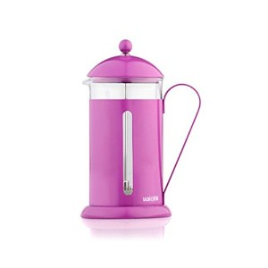 La Cafetiere 8 Cup Cafetiere Purple Coffee French Press