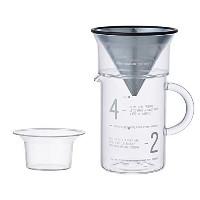 Kinto Pour-Over Coffee Jug with Stainless Steel Filter - Slow Coffee Style by Kinto [並行輸入品]